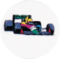 Decal Formula 1 (Indy racecar)