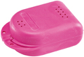 Appliance container, mini, pink
