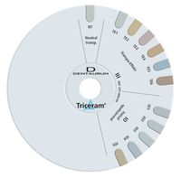Shade guide 2 Triceram® effect materials