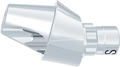 AngleFix abutment S, GH 2.5 mm, 32°, incl. AnoTite screw